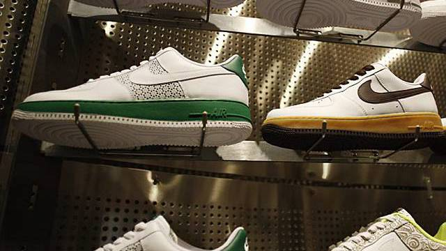 Nike reagiert mit Stellenabbau
