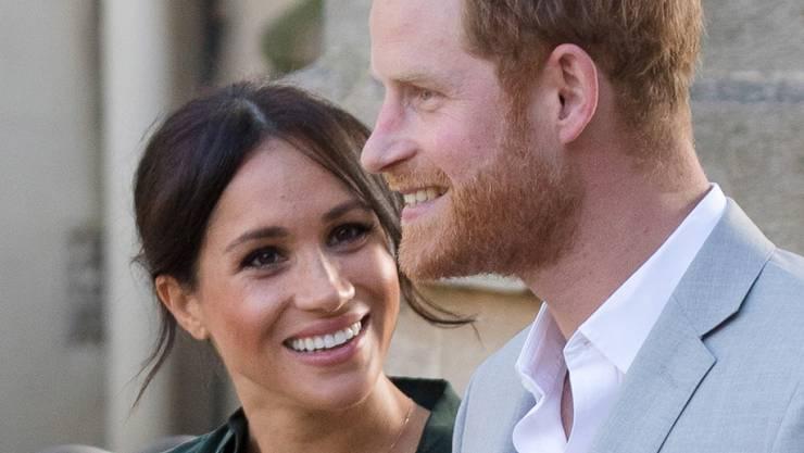 Das Royal Baby ist da – Prinz Harry und Herzogin Meghan sind Eltern.