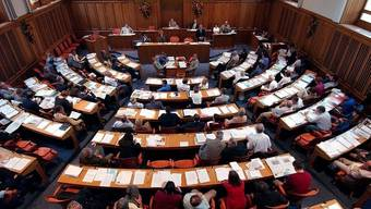 Das Neuenburger Kantonsparlament (Archiv)