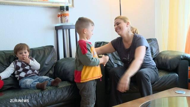 Mutter zweier Kinder wird aus Wohnung gedrängt