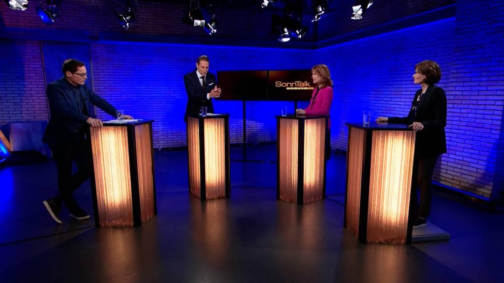 Corona-Pandemie / US-Präsidentschaftswahl / EU-Rahmenabkommen