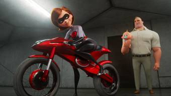 "Der Film ""The Incredibles 2"" hat am Wochenende vom 27. bis 30. September 2018 in der Deutschschweiz die Kinocharts beherrscht. (Archiv)"