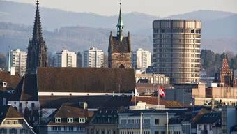 In Basel gibt es schweizweit prozentual am wenigsten Leerwohnungen.