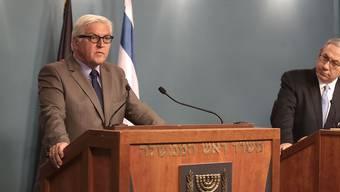 Steinmeier und Israels Premierminister Netanjahu sprechen in Jerusalem