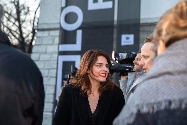 Es ist ihr erster Eröffnungsabend bei den Solothurner Filmtagen