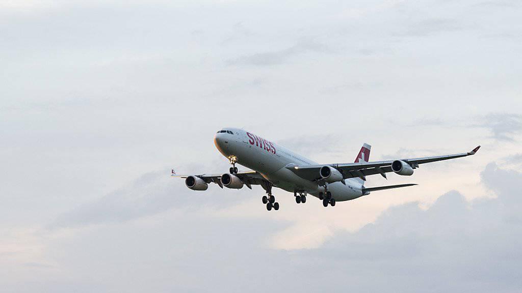Die internationale Luftfahrtbranche erlebte im August beim Passagieraufkommen einen Steigflug (Symbolbild).