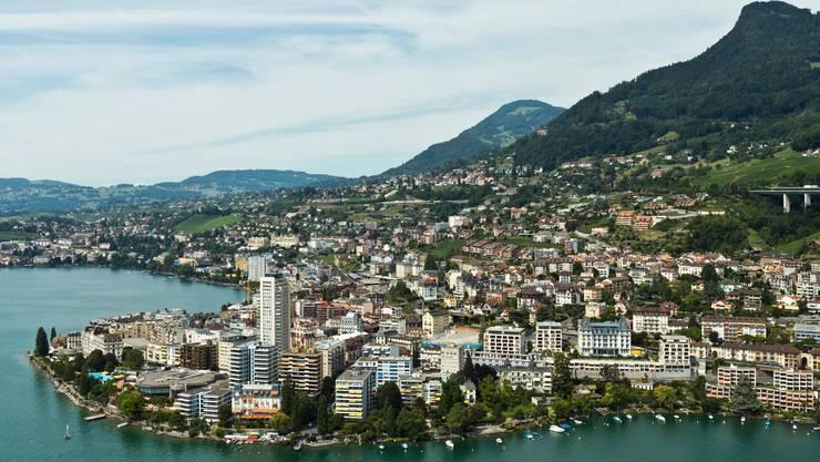 Die Tat ereignete sich in Montreux.