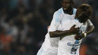Marseille fünf Punkte in Front