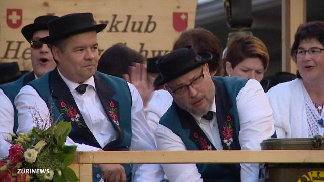 Sennenchilbi: Der urchigste Festumzug der Schweiz