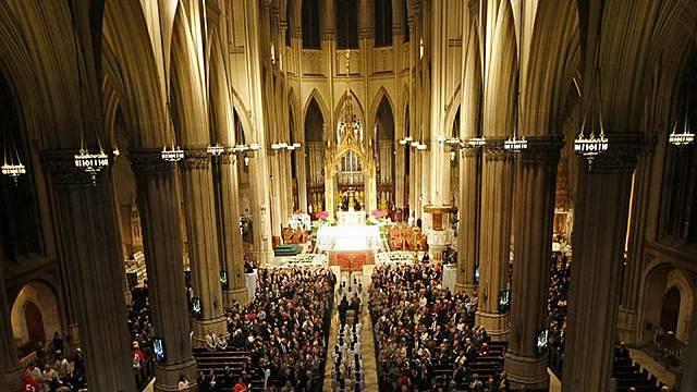 Katholische Kirche mit Mitgliederschwund