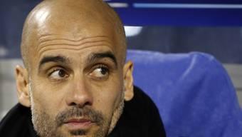 Steht Pep Guardiola vor dem Abgang bei Bayern München?