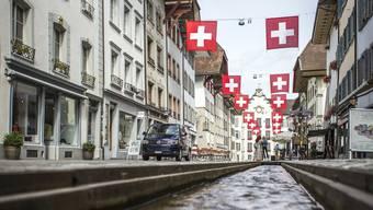 Martina Suter geht der Frage nach, wie viel Strukturschutz Aarau braucht. (Archiv)