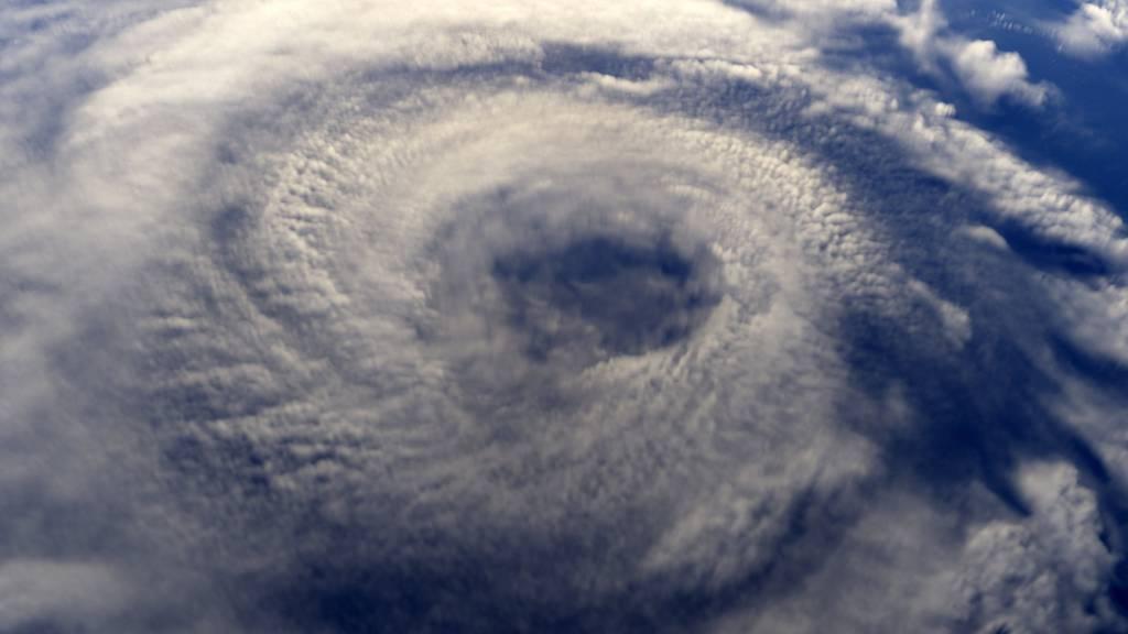 Hurrikan Leslie ist unterwegs Richtung Europa. (Symbolbild)