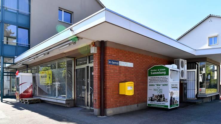Im Quartierladen im Kleinholz werden zukünftig auchProdukte vom Ruttigerhof und von Studers aus Boningen angeboten.