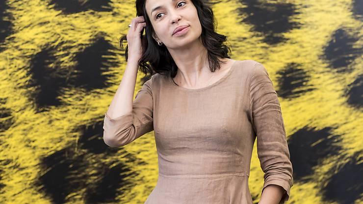 """Die bulgarische Regisseurin Ralitza Petrova hat mit ihrem Spielfilmerstling """"Godless"""" in Locarno den Goldenen Leoparden geholt. Die Hauptdarstellerin des Films, Irena Ivanova, wurde ebenfalls ausgezeichnet."""