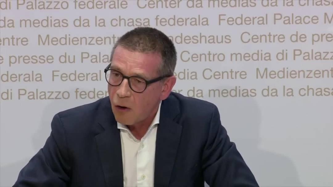 """Matthias Egger: """"Die Wissenschaft will ihren Beitrag in der Corona-Krise leisten"""" (2.4.2020)"""