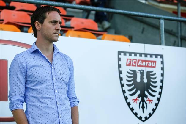 FCA-Sportchef Sandro Burki hat beim Kaderumbau Mut bewiesen - jetzt ist er auf Erfolg angewiesen