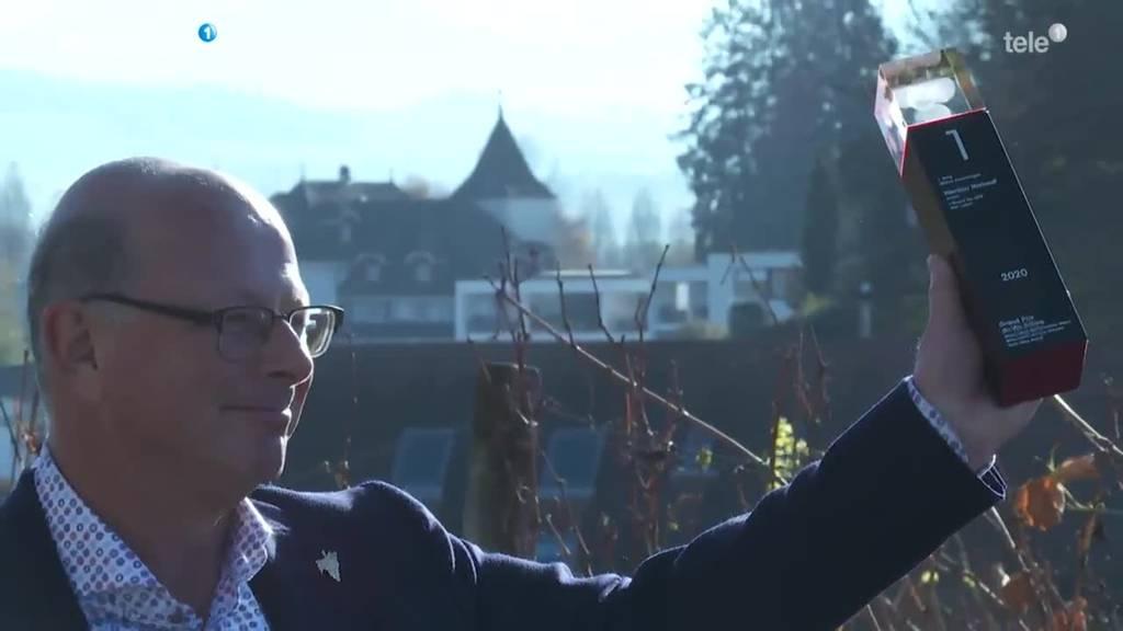 Schweizer Weinauszeichnung in Sursee