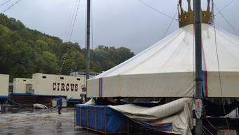 Zirkus Royal in Baden