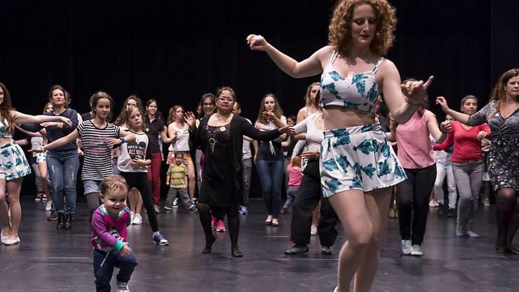Die bereits 12. Ausgabe des nationalen Tanzfestes geht nächste Woche auch in Basel über die Bühne.