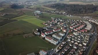 In Ehrendingen wuchs die Bevölkerung deutlich stärker als im Bezirk.