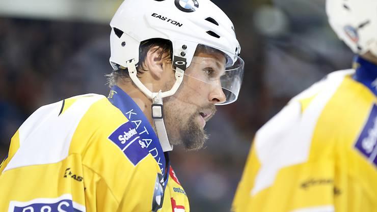 Der Davoser Dick Axelsson kehrt in dieser Saison nicht mehr aufs Eis zurück. Und in der kommenden Spielzeit wird er vermutlich wieder in Schweden spielen