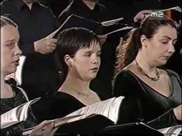 Das britische Orchester «The King's Consort And Choir» mit  «Zadok the Priest» von Händel – der Ausgangslage für die Champions-League-Hymne.