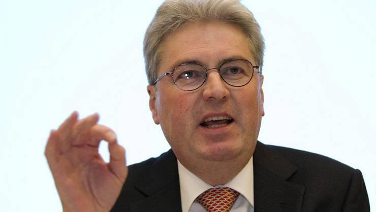Clariant-Chef Hariolf Kottmann: «Warum sollten wir in Deutschland noch einen Cent in neue Anlagen investieren?»