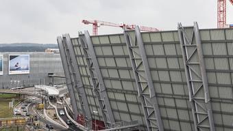 """Flughafen Zürich findet neue Mieter für """"The Circle"""". (Archivbild)"""