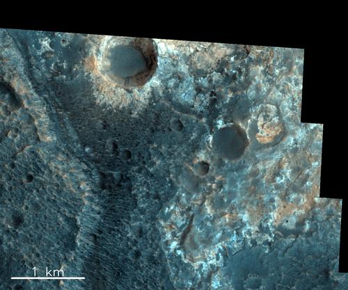 Blick auf den Oyama Krater.