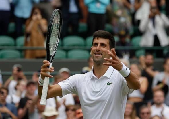 Für Tommy Haas ist Titelverteidiger Novak Djokovic der Favorit auf den Wimbledon-Sieg.