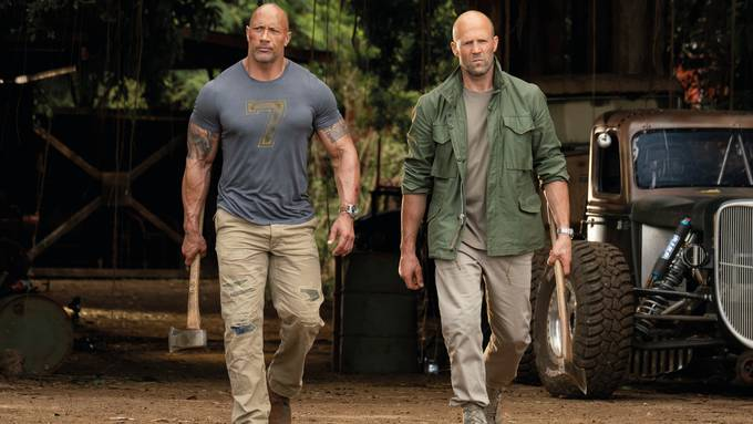 KITAG CINEMAS Movie Night: Fast & Furious:  Hobbs & Shaw