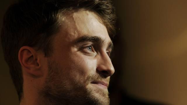 Die eigene Stimme nervt ihn: Daniel Radcliffe (Archiv)