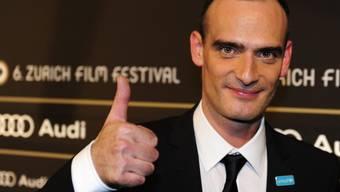 Der Schweizer Schauspieler Anatole Taubman hat die ehemalige TV-Moderatorin Sara Hildebrand in Einsiedeln SZ geheiratet. (Archiv)