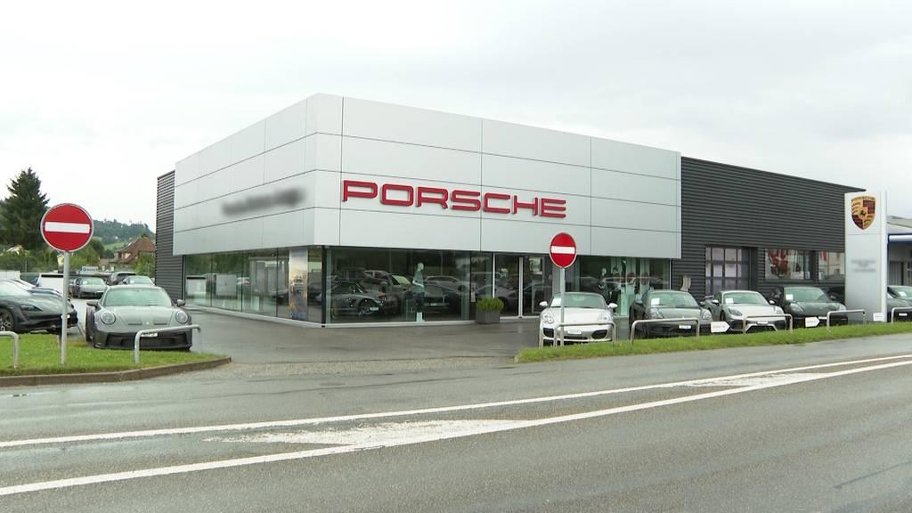 Porsche-Oftringen
