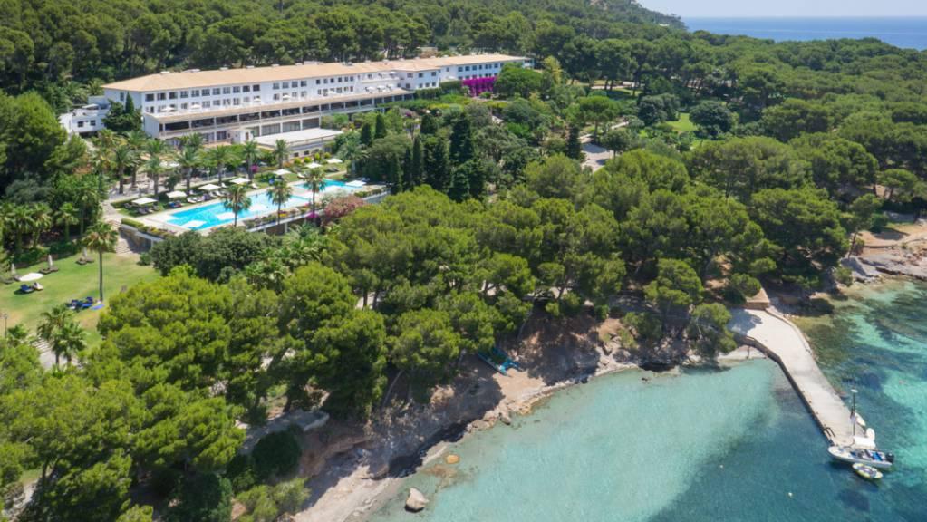 Für 165 Millionen Euro verkauft: das Hotel Formentor auf Mallorca.