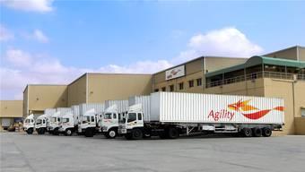 Agility beschäftigt weltweit rund 22000 Mitarbeiter.