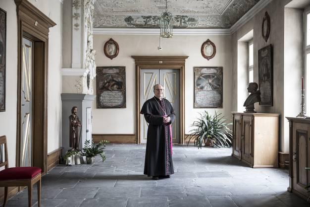 Bischof Vitus Huonder