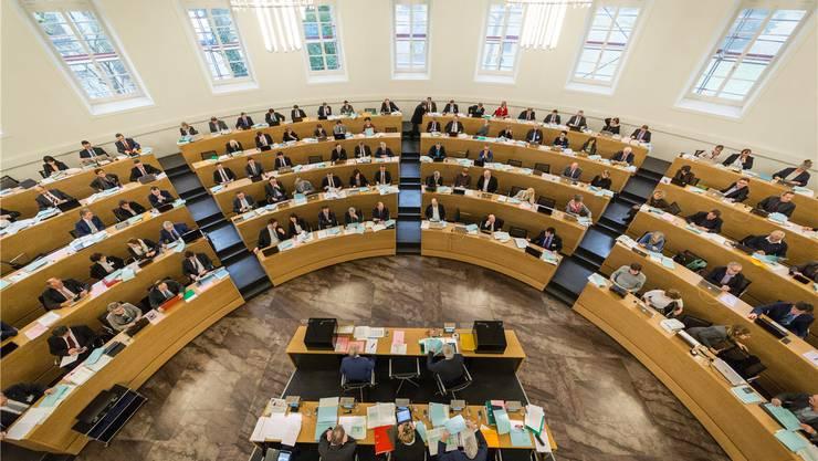 In der neuen Legislatur bisher kaum Sitzungen: Die erste war Anfang Januar, die dritte letzten Dienstag, die vierte folgt erst im Mai.
