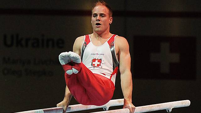 Schafft Claudio Capelli den Einzug in den Mehrkampf-Final?