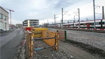 Der Einwohnerrat hat den Kredit für den Ausbau der Industriestrasse bewilligt.