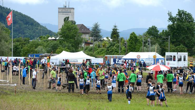 Turnfest in Thürnen