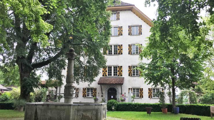 Schloss Böttstein: Über die umstrittene Eigentümerin ist der Privatkonkurs eröffnet worden.