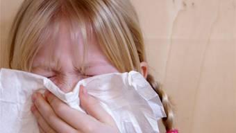 Niesen ist nur eine der wenig angenehmen Folgen von Heuschnupfen.