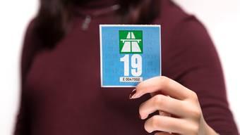 Autobahn Vignetten (Stand: 2019)