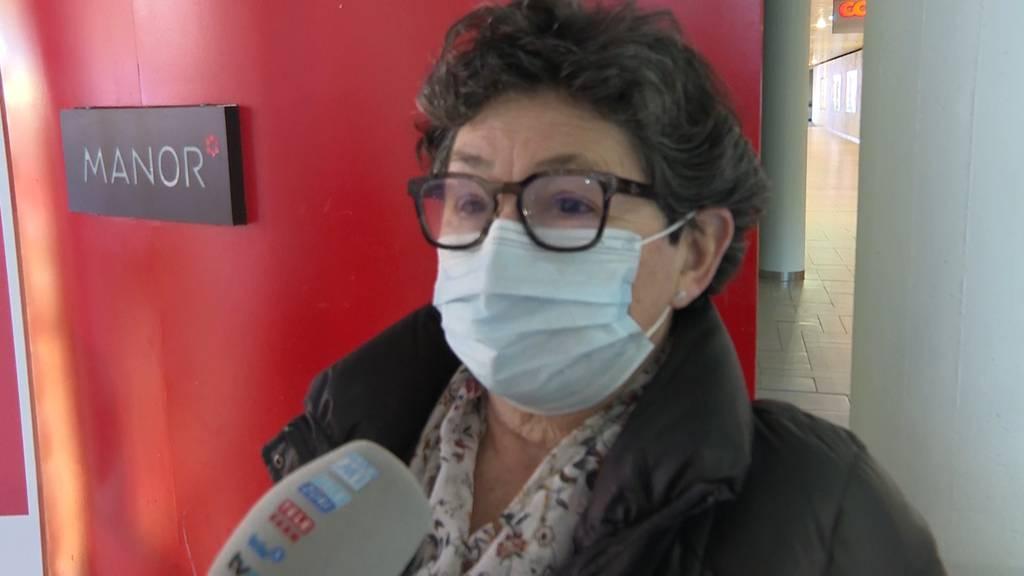 Ladeneröffnung in Aarau: «Gibt mir ein Stück Lebensqualität zurück»