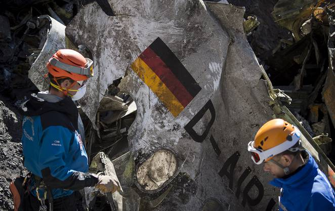 72 Deutsche waren an Bord der Maschine.