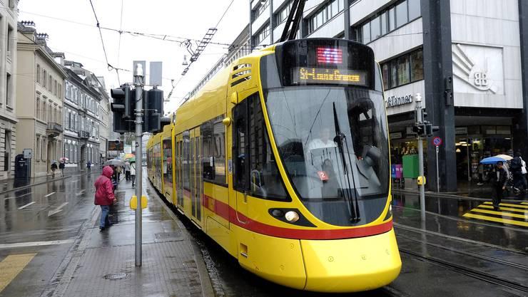 Die Tramlinie 11 soll in der Stadt Basel den 3,5-Minuten-Takt aufnehmen.