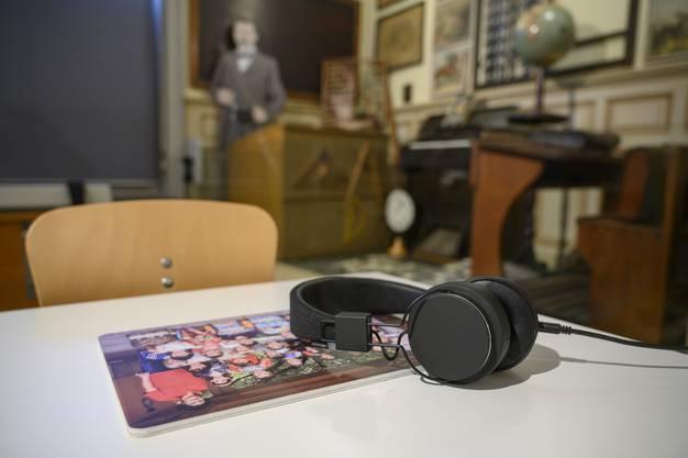 Die Dauerausstellung wurde im vergangenen Jahr digitaler, es gibt viele neue Hörstationen mit spannenden Geschichten.
