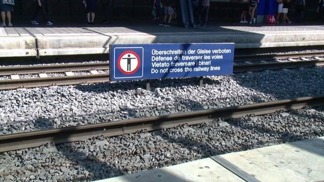 Mehr «Zug-Suizide»